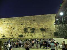 Women's section, the Kotel, Jerusalem