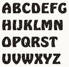 Printable Alphabet Letters: Hobbit Font alphabet template in pd.f