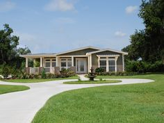 Palm Harbor Homes Floor Plans For A 2678 Sq Ft House In Plant City Florida View La Belle Your Manufactured Modular Or Mobile Home
