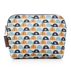 8a161b9aad Nicky James Spot the Tortoise Canvas Toiletry Bag
