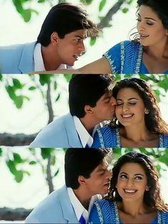Shah Rukh Khan and Juhi Chawla - One 2 Ka 4 (2001)
