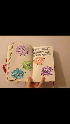 Wreck this journal | scrible