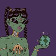 Digital Illustrations by Bape.Ril Young artist Bape.Ril explores ideas of sexuality, femininity, and existence through her brilliant digital...