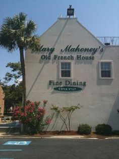 A classic you'll have to try. Been here for anniversary dates, proms and just because I was hungry. One of the Coast's finest eateries.  Mary Mahoney's Old French House, Biloxi