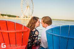 Washington, D.C. Wedding Photographer – A National Harbor Engagement Session