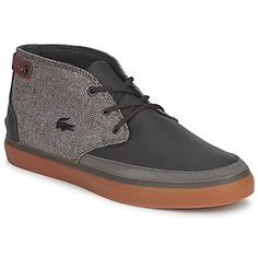 Novedad en Lacoste - http://www.spartoo.es/zapatos-hombre.php