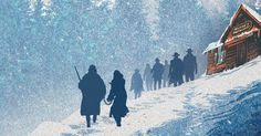 Movie Review- The Hateful Eight | A Couple Of Average Joe's