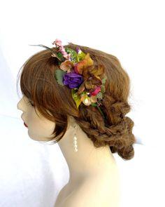 Flower Headband Boho Flower Headband Boho by RuthNoreDesigns, $18.00