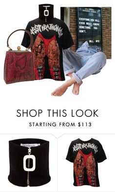 """""""we don't know anything yet"""" by astrro on Polyvore featuring J.W. Anderson, Di$count Universe and Dolce&Gabbana"""
