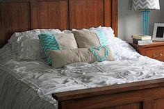 DIY home crafts DIY Duvet Cover DIY home crafts