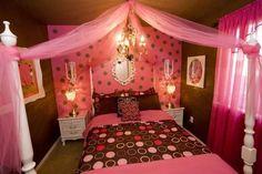 girl teen's room