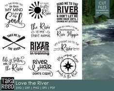 80 Best river quotes images | Rv camping, Vintage campers ...