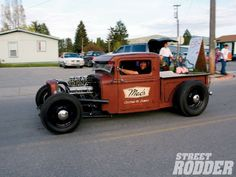 Lost In The 50S Sandpoint Hot Rod Show 1932 Pickup