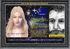 """""""Life in the Spiritual and Physical""""  Chapter 36, TALMUD OF JMMANUEL-""""Initially only a few will know that humans live not only on Earth but also in the endless expanse of the universe, and that THEY LIVE NOT ONLY in the MATERIAL world but their SPIRITS REACH INTO ANOTHER WORLD THAT CANNOT BE GRASPED BY THE ORDINARY PHYSICAL SENSES.""""   Quote from """"Life in the Spiritual and Physical"""" by Billy """"NEVERTHELESS, THESE TWO DIVIDED SPHERES OF THE HERE AND THE BEYOND ARE ONE SINGLE REALM, EXISTING IN…"""