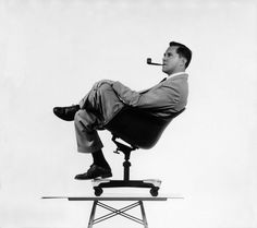 Category: Charles And Ray Eames - MiniatureChairMan
