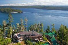 resort and fishing lodges