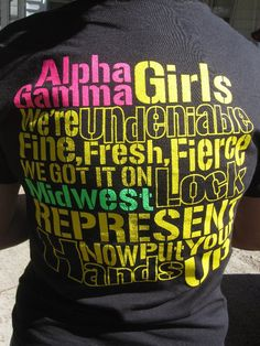 California Girls parody... Except with Gulf Coast represent ;) #agd