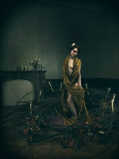 Model: sammia Mua: Nikki Tempelaars