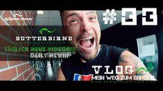 MCFIT & TIERHEIM | VLOG#33 | BUTTERBIRNE