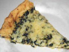 Spinach Alfredo Pizza Recipe