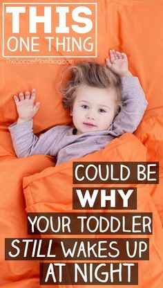 It took us over a year to figure this out! The ONE very surprising thing that was causing our toddler sleep issues and we had NO idea! If you're stuck in the cycle of sleepless nights like we were, you'll want to check to see if you missed this too! Kids Sleep, Baby Sleep, Child Sleep, Sleep For Toddlers, Twin Toddlers, Can't Sleep, Sleep Well, Parenting Toddlers, Parenting Hacks