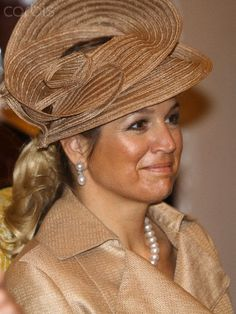 ♥•✿•QueenMaxima•✿•♥...March 28, 2011 Princess Maxima of Netherlands