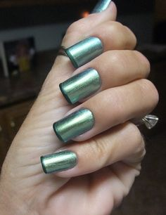 french tip, with a different color scheme I would get this....maybe even white and black