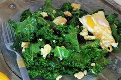 Reno's Favorite Kale Salad -