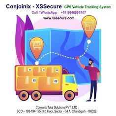 XSSecure - GPS Vehicle Tracking System - #XSSecure #AIS140Device #GPSTrackingSystem Packaging Services, Box Packaging, Vehicle Tracking System, Truck Design, Vector Free, Delivery, Concept, Vehicles, Projects