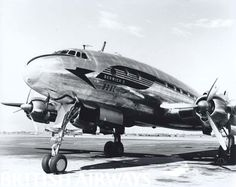 [c/n 1976] [apr46-nov61] [C69/L049] Lockheed Constellation [G-AHEK] [BOAC] [may46] [feb55] [Berwick] [Berwick II]