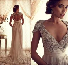 Discount 2018 New Arrival Tassel Beads Wedding Dress V Neck A Line Bridal Gowns Long Chiffon Formal Gowns With Pleat Wedding Gowns Uk Wedding Lace Dresses From Jerry_wedding, $182.27| Dhgate.Com