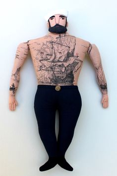 7-19-sailor - 1 by Mimi Kirchner