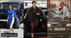 سيارات أجمل ملكات وأميرات العالم - موقع تيربو العرب