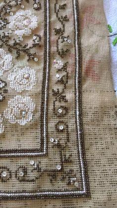 Cross Stitch Rose, Cross Stitch Patterns, Elsa, Diy And Crafts, Embroidery, Hgtv, Fabrics, Vintage, Flowers