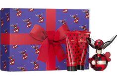 Marc Jacobs Dot lahjapakkaus - myönnetään, valittu söpöyden vuoksi Marc Jacobs, Dots, Gift Wrapping, Stitches, Gift Wrapping Paper, Wrapping Gifts, Gift Packaging