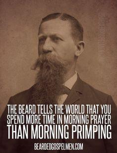 'Bearded Gospel Men' Humorously Promotes Facial Hair And The Gospel - DesignTAXI.com