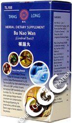 Cerebral Tonic Bu Nao Wan * For more information, visit image link. (This is an affiliate link)