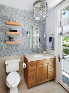 The Year's Best Bathrooms: NKBA Bath Design Finalists for 2014, Extended Gallery | Bathroom Ideas & Design with Vanities, Tile, Cabinets, Sinks | HGTV