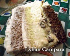 Culinária-Receitas - Mauro Rebelo: Torta Mousse de Chocolate