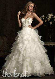 Allure Bridals 8911