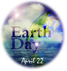 I always share my birthday with Earth Day. My name Tara or Terra in italian means earth:) My mom picked out the name before I was even born.