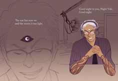 """""""Good Night, Night Vale"""" Is The Bedtime Story Every Child Needs To Hear"""