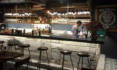 Varanasi Soul Food Bar Идея низа хорошая, но должна быть аккуратно сделана