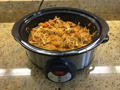 Trader Joe's Crockpot Recipe: Yellow Thai Crock Pot Chicken Curry