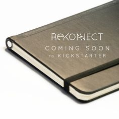 Who needs an Ipad when you could have a Rekonect Magnetic Paper Notebook? An inspired twist on an old favourite, the Rekonect offers incredible flexibility.