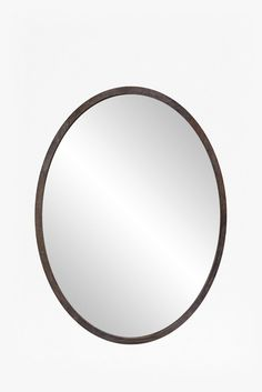 Large Oval Mirror, french connection 100 x 140 Large Oval Mirror, French Connection, Mirrors, Furniture, Home Decor, Decoration Home, Room Decor, Home Furnishings, Arredamento