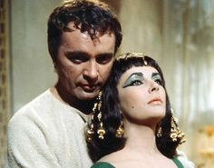 Anthony and Cleopatra   or is it RB and ET