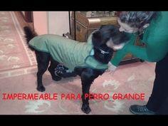 IMPERMEABLE PARA PERRO GRANDE