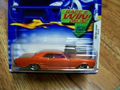 HOT WHEELS 2002 FIRST EDITION 64 RIVIERA  FREE SHIPPING!!