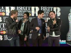 Mumford & Sons Steal BRIT Award @ BRIT Awards 2013 -- Holly, this is the one I was talking about :)